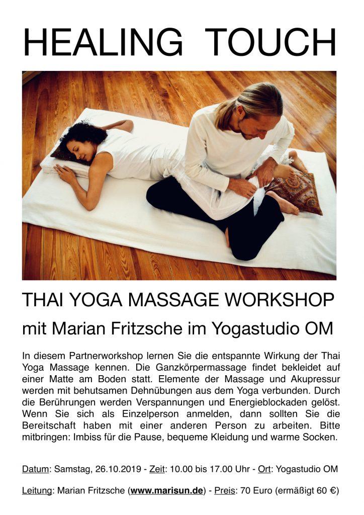 Thai Yoga GI