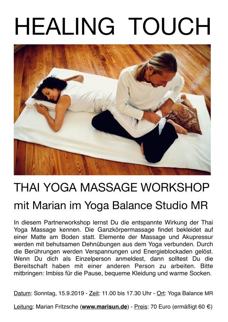 Thai Yoga MR - 15.9.2019